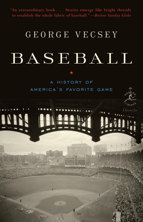 Baseball By Vecsey, George